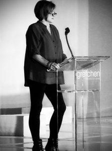 Geni Cavitt, Emcee San Diego Event--Media Personality