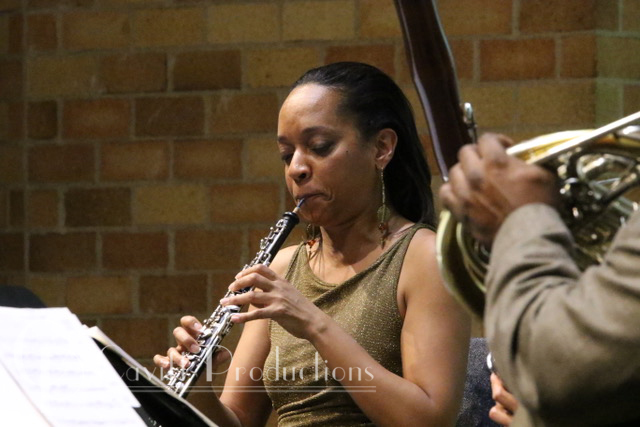 Imani Winds at the Upper Midwest Chamber Winds Symposium