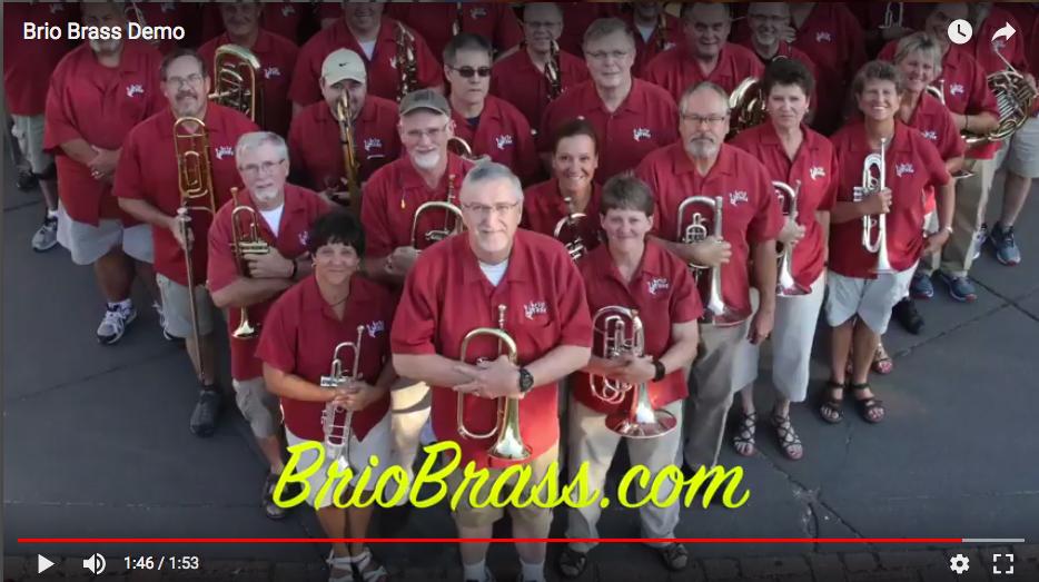 Brio Brass Demo 2018