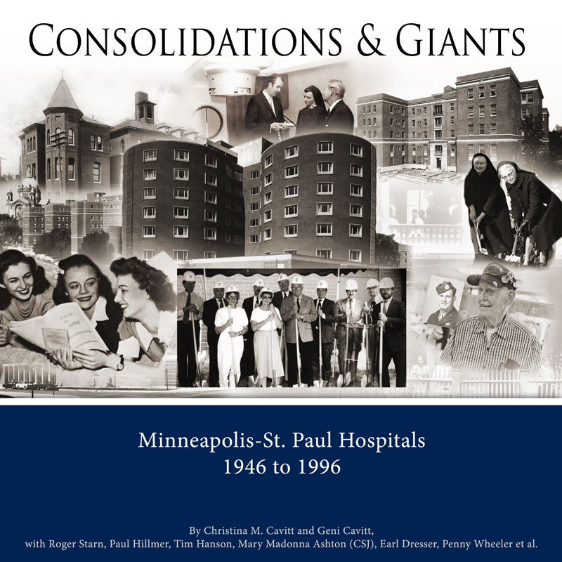 Consolidations & Giants - Design